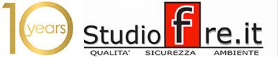 Studiofre Logo